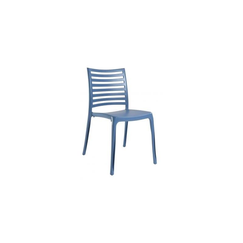 lot de 4 chaises de jardin sunday grosfillex. Black Bedroom Furniture Sets. Home Design Ideas