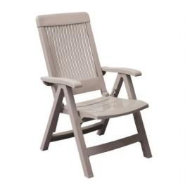Lot de 2 fauteuil à dossier réglable
