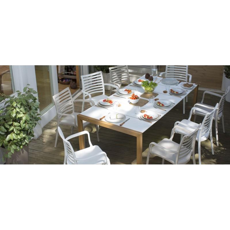 Salon de jardin sunday Grosfillex