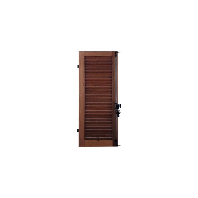 persienn s la fran aise contrevent l am ricaine affleur de bois. Black Bedroom Furniture Sets. Home Design Ideas