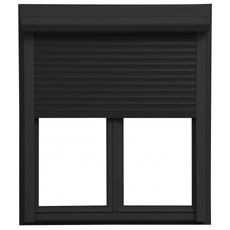 Volet Roulant Intégré Au Cadre De Fenêtre Haute Qualité Grosfillex
