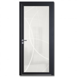 Portes entr es pvc grosfillex traditionnelles ou - Porte accordeon grosfillex prix ...