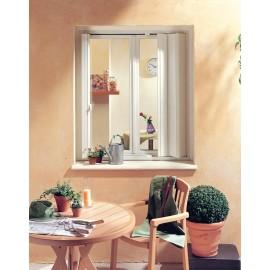 Fenêtre PVC avec volet intégré